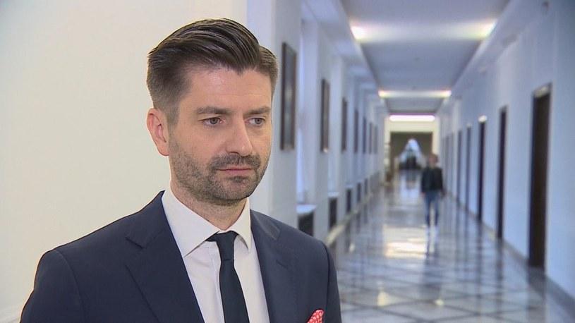 Krzysztof Śmiszek /Polsat News
