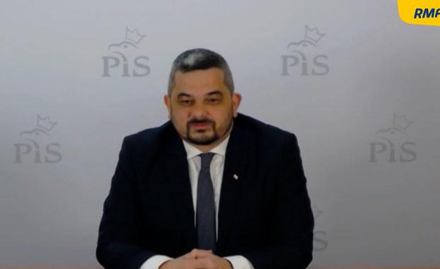 Krzysztof Sobolewski o karierze żony: Bardzo proszę uszanować, że ktoś chce się rozwijać