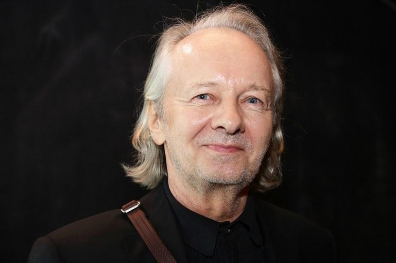 Krzysztof Stroiński obchodzi 70. urodziny /Krzysztof Jarosz /Agencja FORUM