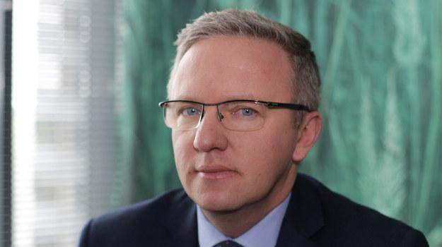 Krzysztof Szczerski ma zostać szefem nowego biura /Kuba Rutka /RMF FM