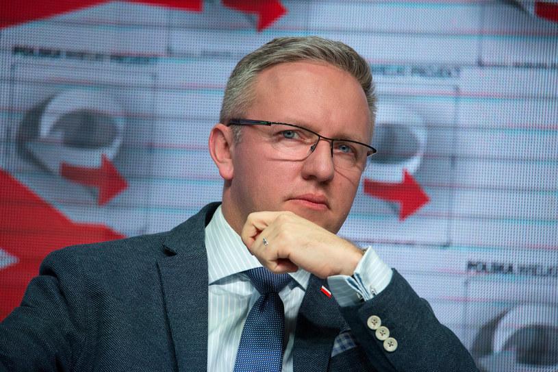 Krzysztof Szczerski następcą sekretarza generalnego NATO Jensa Stoltenberga? /Michał Woźniak /East News