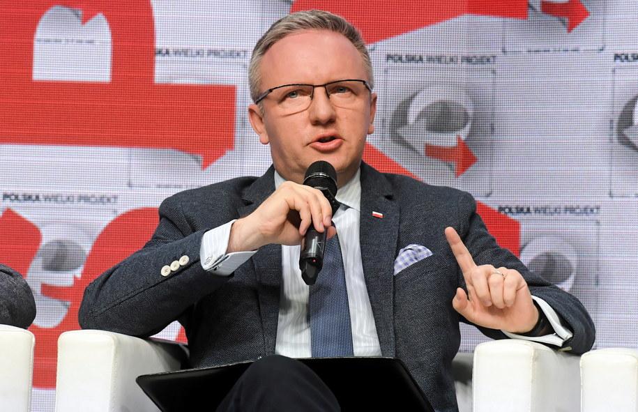 Krzysztof Szczerski poinformował o zakończeniu negocjacji z USA /Piotr Nowak /PAP