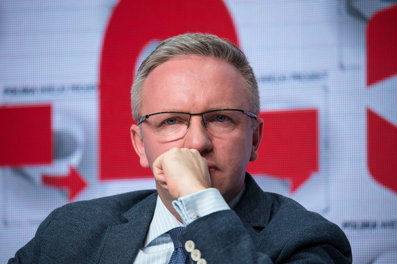 Krzysztof Szczerski, szef gabinetu prezydenta RP. /Michał Woźniak /East News