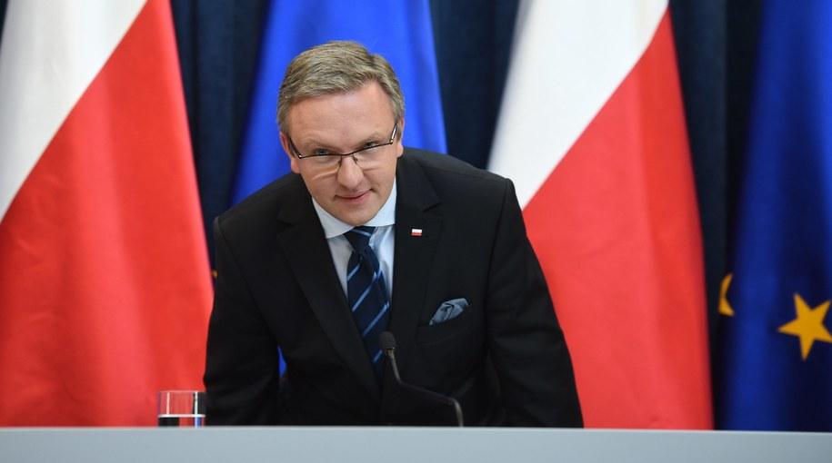 Krzysztof Szczerski /Jacek Turczyk /PAP