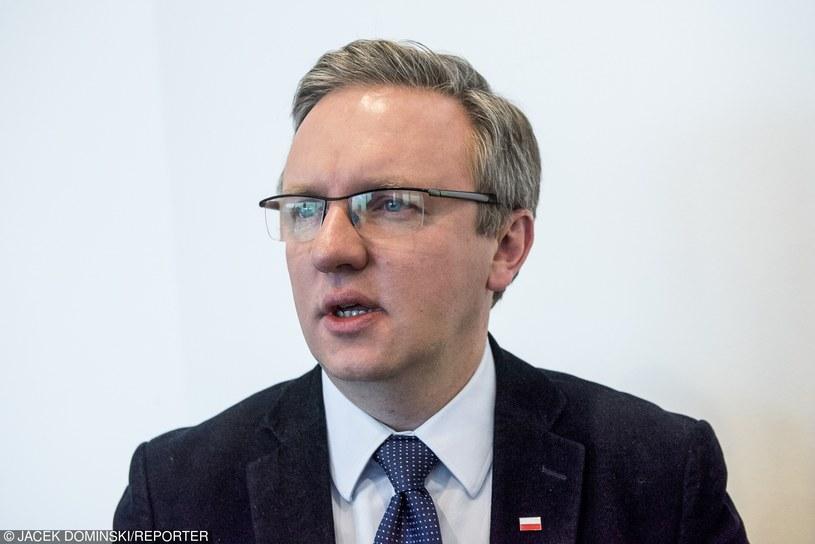 Krzysztof Szczerski /Jacek Dominski/REPORTER /East News