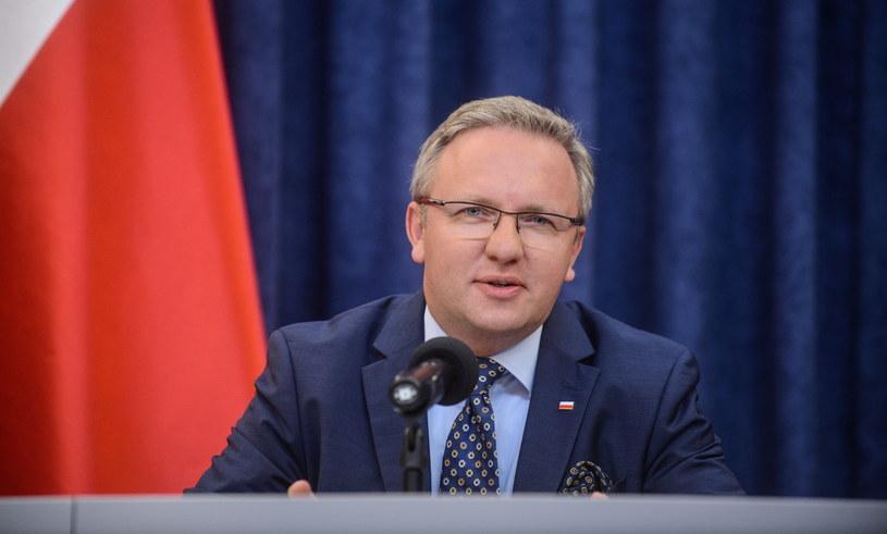 Krzysztof Szczerski /Jakub Kamiński   /PAP