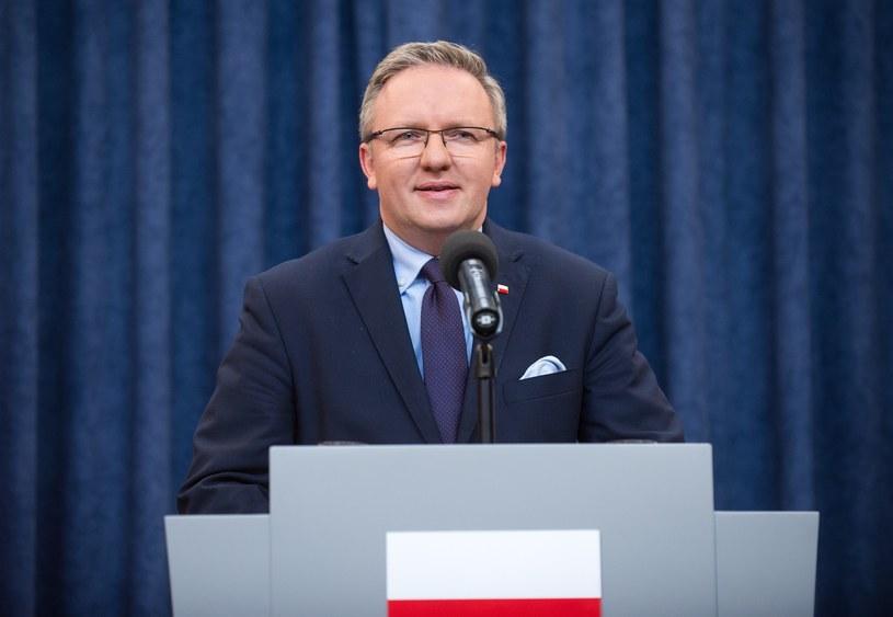 Krzysztof Szczerski /Bartosz Krupa /East News