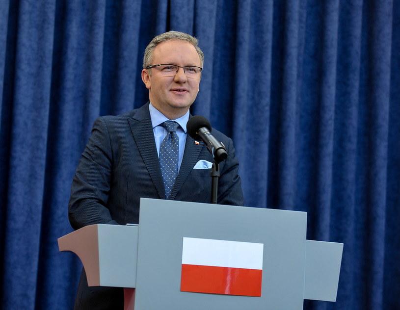 Krzysztof Szczerski /Marcin Obara /PAP