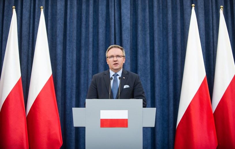 Krzysztof Szczerski /fot. Bartosz Krupa /East News