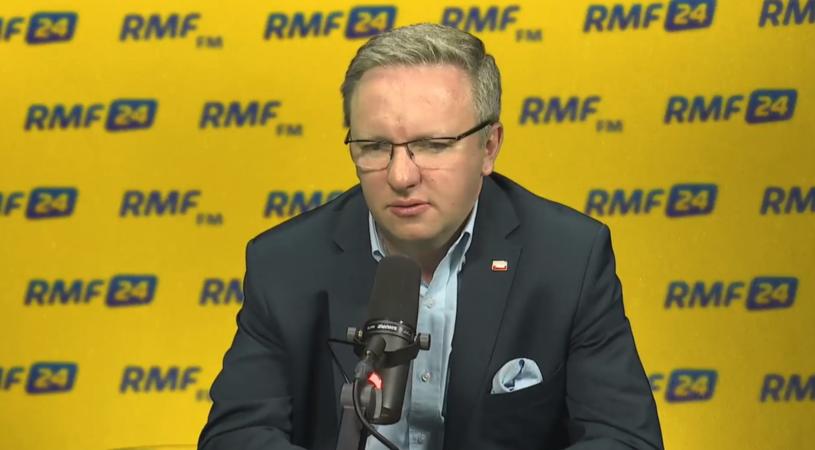 Krzysztof Szczerski /RMF