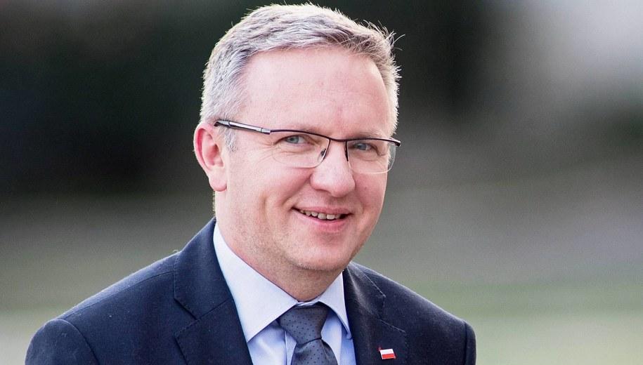 Krzysztof Szczerski //Łukasz Gągulski /PAP