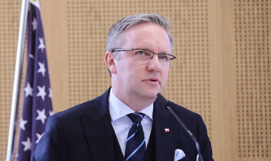 Krzysztof Szczerski /Wojciech Olkuśnik /PAP