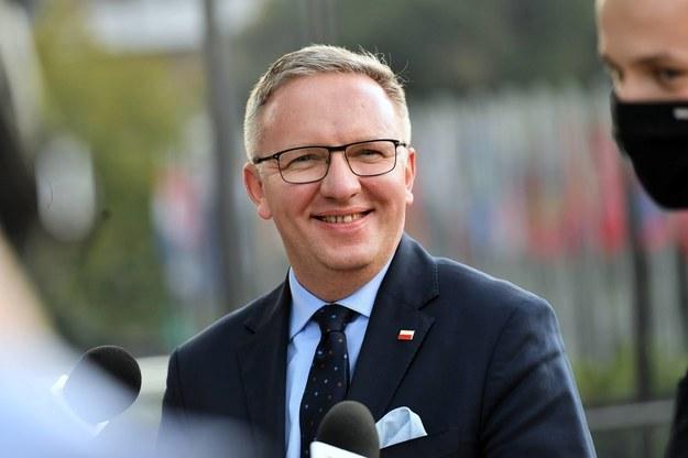 Krzysztof Szczerski /Piotr Nowak /PAP