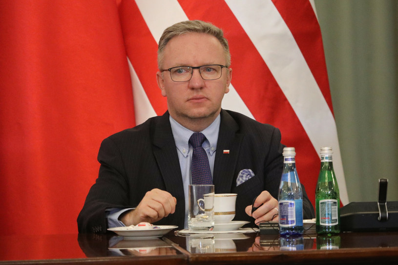 Krzysztof Szczerski /Tomasz Jastrzębowski /Reporter