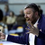 Krzysztof Szewczyk nie jest już trenerem Wisły CanPack Kraków