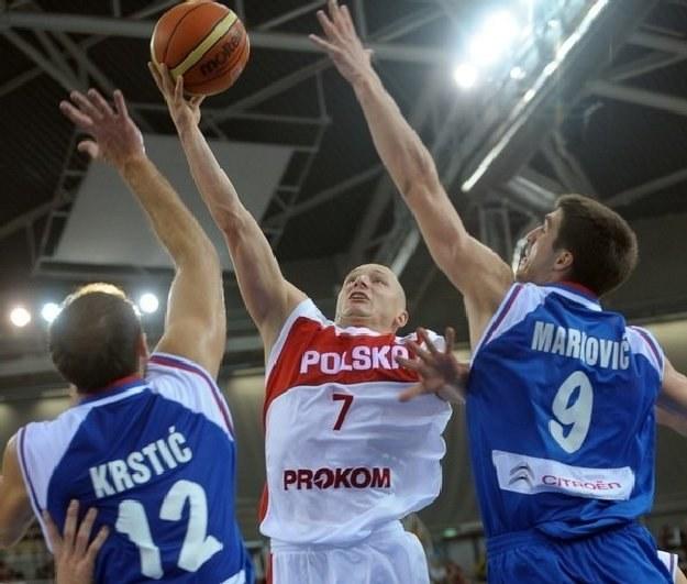 Krzysztof Szubarga musi odpocząć z powodu kontuzji /AFP