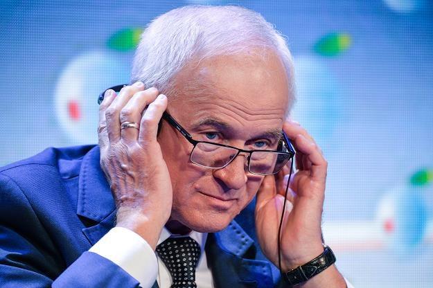 Krzysztof Tchórzewski, minister energii. Fot. Aleksiej Witwicki FORUM /FORUM