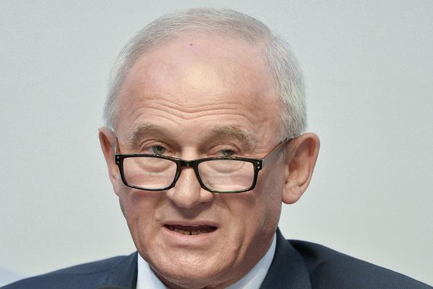 Krzysztof Tchórzewski, minister energii. Fot. Łukasz Dejnarowicz /FORUM