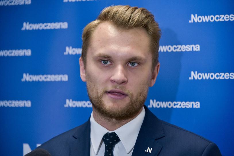 Krzysztof Truskolaski /Andrzej Zgiet /East News