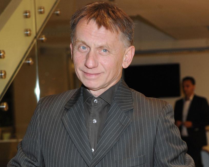 Krzysztof Tyniec jest zadowolony ze swojego życia /- /MWMedia