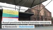 Krzysztof Warlikowski na prestiżowym festiwalu Ruhrtriennale