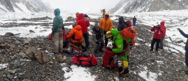 Krzysztof Wielicki dla RMF FM o akcji ratunkowej pod Nanga Parbat: Zrobili robotę i tyle