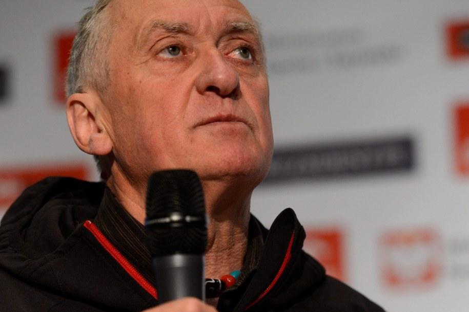 Krzysztof Wielicki /Bartłomiej Zborowski /PAP