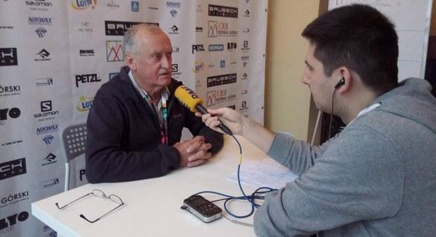 Krzysztof Wielicki /RMF FM