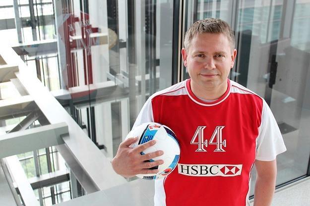 Krzysztof Woźniak, dyrektor Departamentu Bankowości Międzynarodowej, HSBC Bank Polska S.A /INTERIA.PL