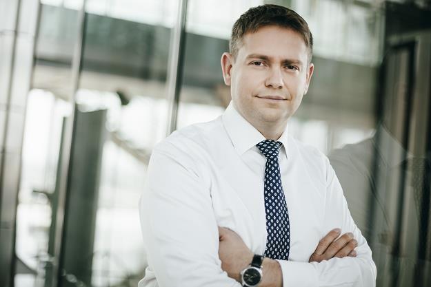 Krzysztof Woźniak, dyrektor Departamentu Bankowości Międzynarodowej, HSBC Bank Polska S.A. /