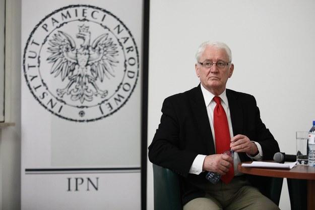 Krzysztof Wyszkowski / Leszek Szymański    /PAP