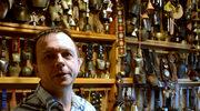 Krzysztof Zagaja i Galeria dzwonków