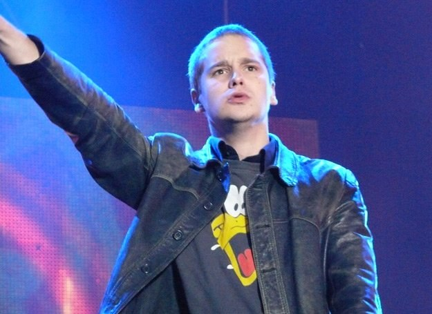 """Krzysztof """"Zalef"""" Zalewski powraca z grupą Japoto (zdjęcie z 2007 roku) - fot. Tomek Piekarski /MWMedia"""