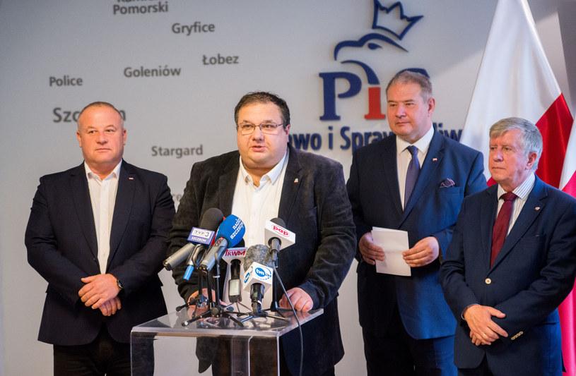 Krzysztof Zaremba pod koniec VIII kadencji Sejmu /Marek Szandurski /East News