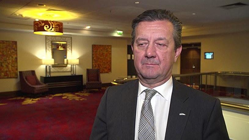 Krzysztof Zdziarski, prezes PESA Bydgoszcz /Newseria Biznes