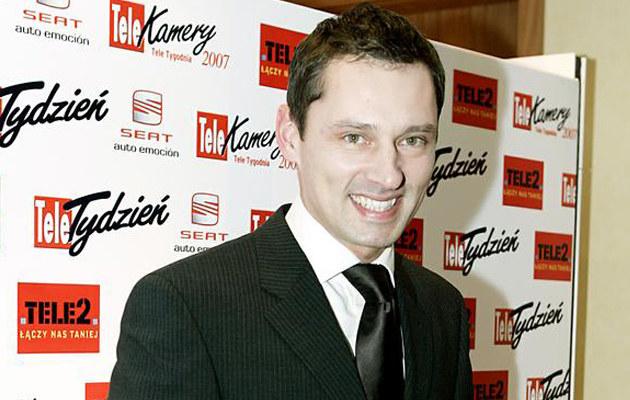 Krzysztof Ziemiec, fot. Jacek Grąbczewski  /MWMedia