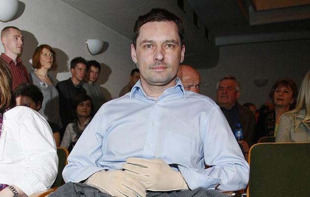 Krzysztof Ziemiec, fot.Jarosław Wojtalewicz  /AKPA