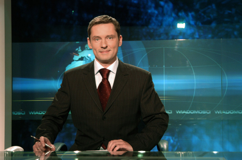 Krzysztof Ziemiec jest dziennikarzem TVP /Mikulski /AKPA