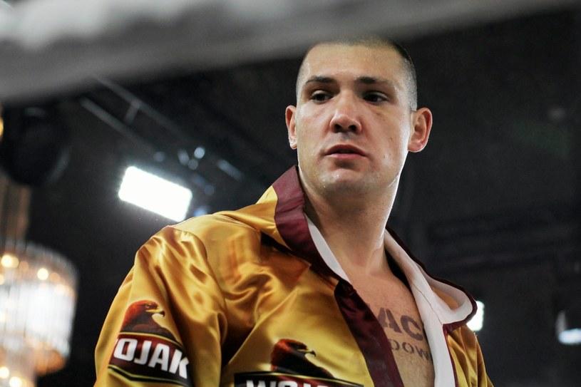 Krzysztof Zimnoch /Fot. Mateusz Skwarczek /