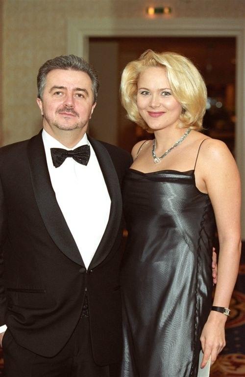 Krzysztof Zuber i Anna Samusionek /Agencja W. Impact