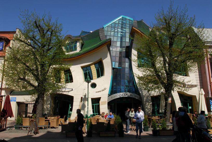 Krzywy Domek w Sopocie to jedna z najciekawszych budowli na świecie /EastNews /East News