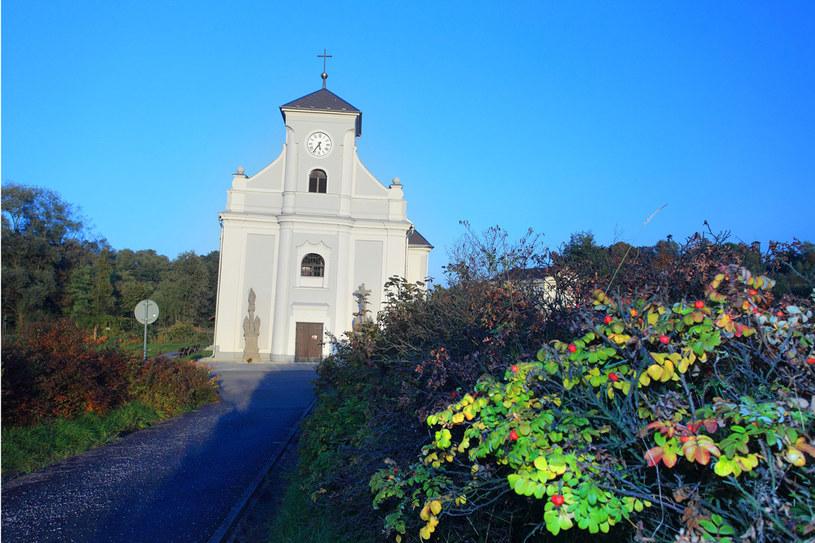 Krzywy kościół w Karwinie. Fot. Štefan Špic /materiały prasowe