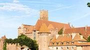 Krzyżackie  zamki w Polsce