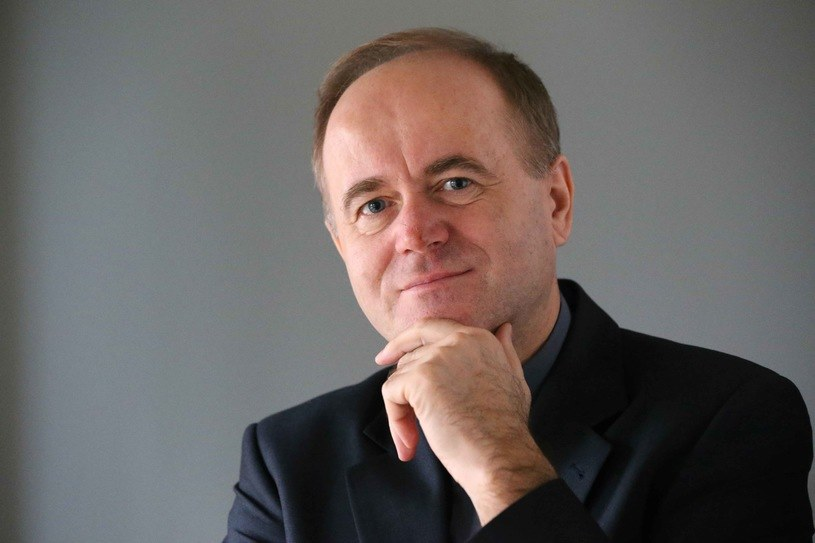 Ks. Andrzej Kobyliński, filozof, kierownik Katedry Etyki UKSW w Warszawie /archiwum prywatne