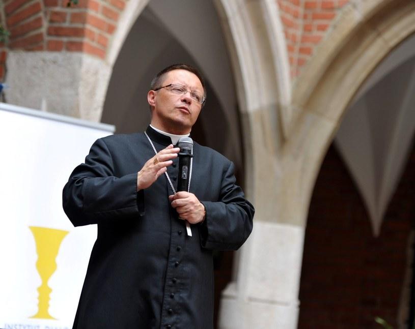 Ks. bp Grzegorz Ryś /Marek Lasyk  /Reporter