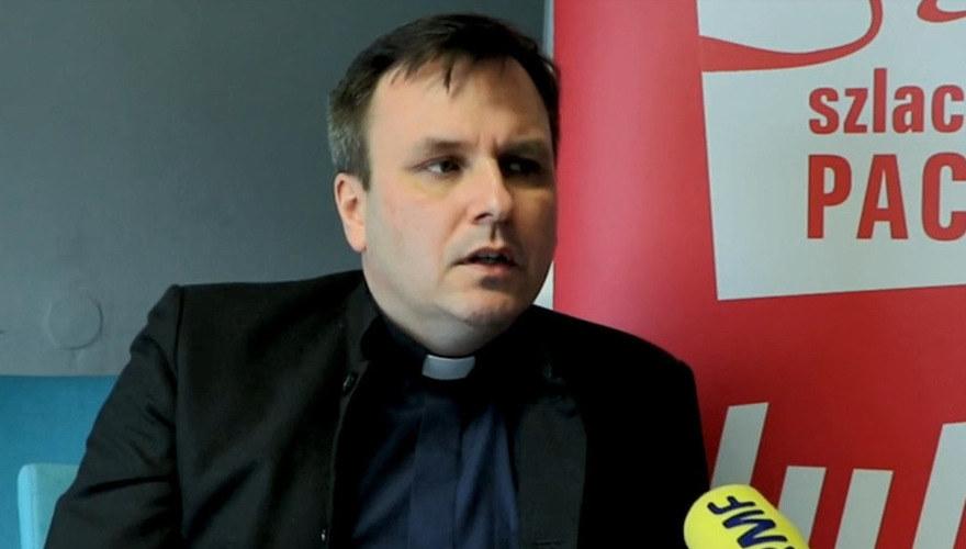 Ks. Grzegorz Babiarz /RMF FM