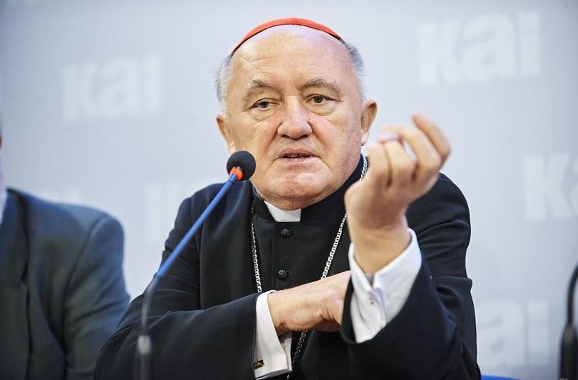 Ks. kardynał Kazimierz Nycz /Bartosz Krupa /East News