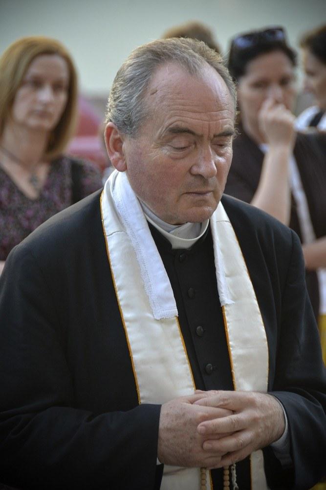 Ks. Małkowski, fot. Wlodzimierz Wasyluk/REPORTER /East News