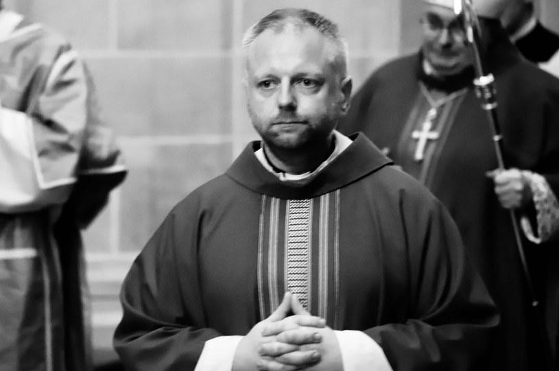 Ks. Paweł Mielecki /diecezja.pl /materiały prasowe
