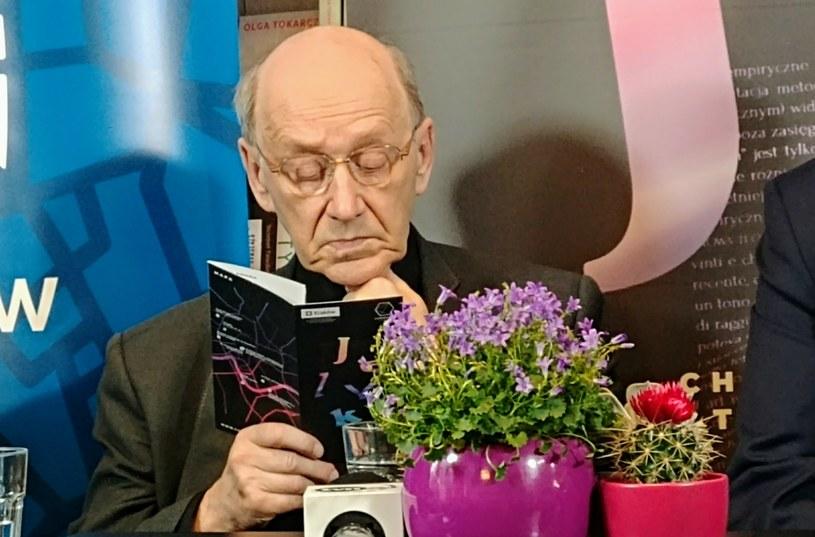 Ks. prof. Michał Heller /INTERIA.PL